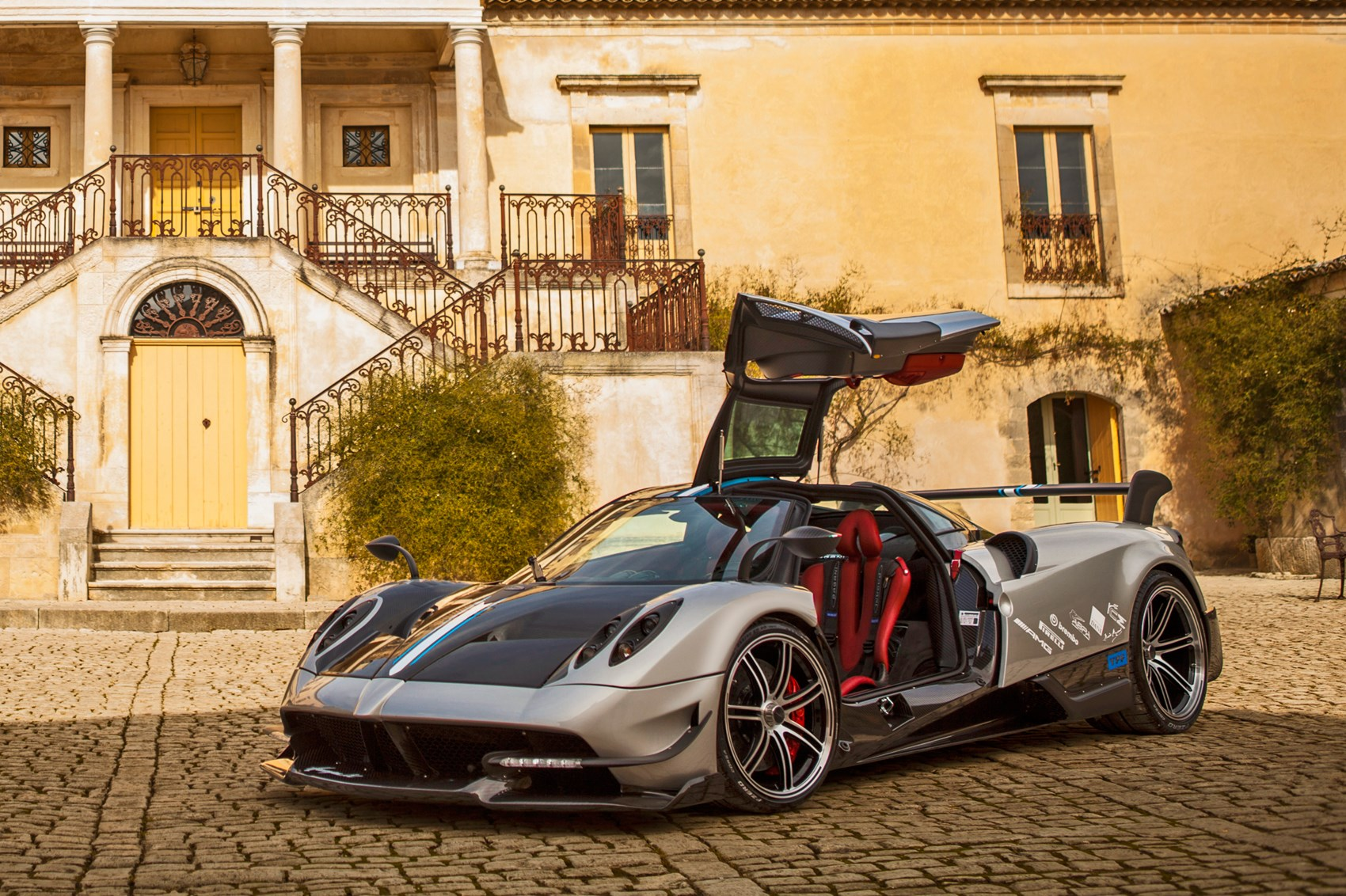 Pagani Huayra Bc Lhd And Rhd Cars Ready For Delivery Off Market