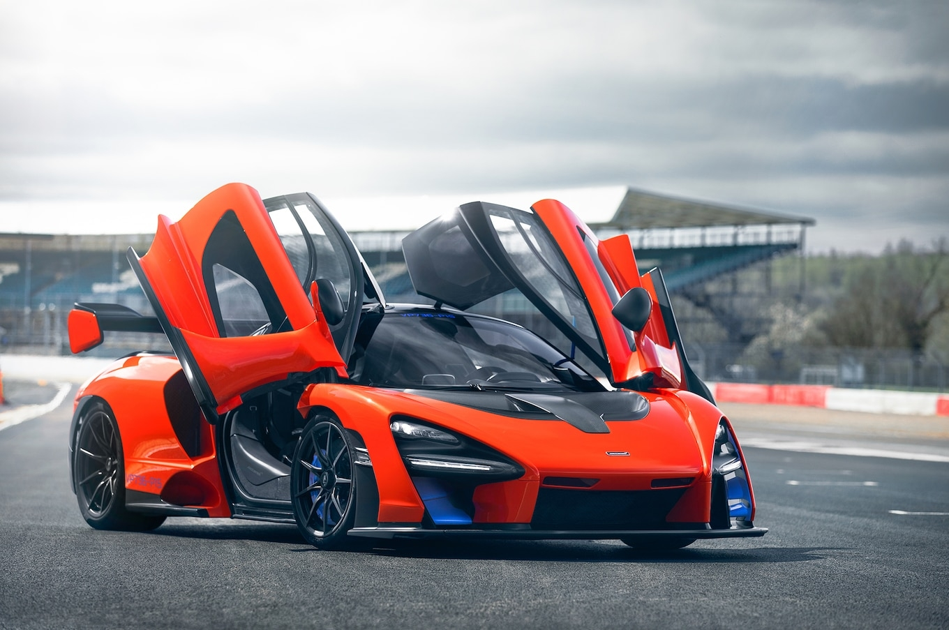 Two McLaren Senna Ready for Delivery – RHD Cars | Supercars For Sale