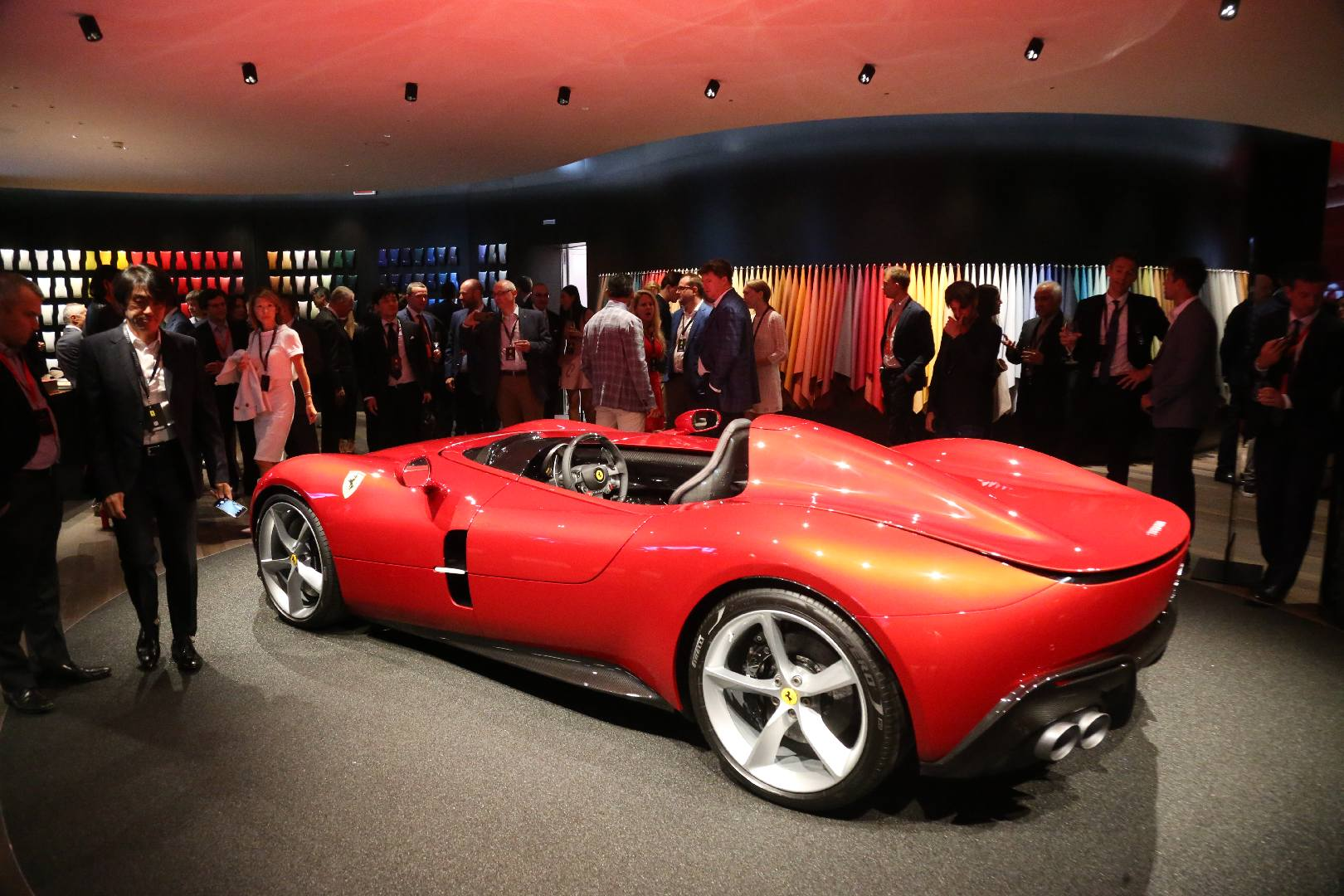 Ferrari Monza Sp1 And Sp2 For Sale Supercars For Sale