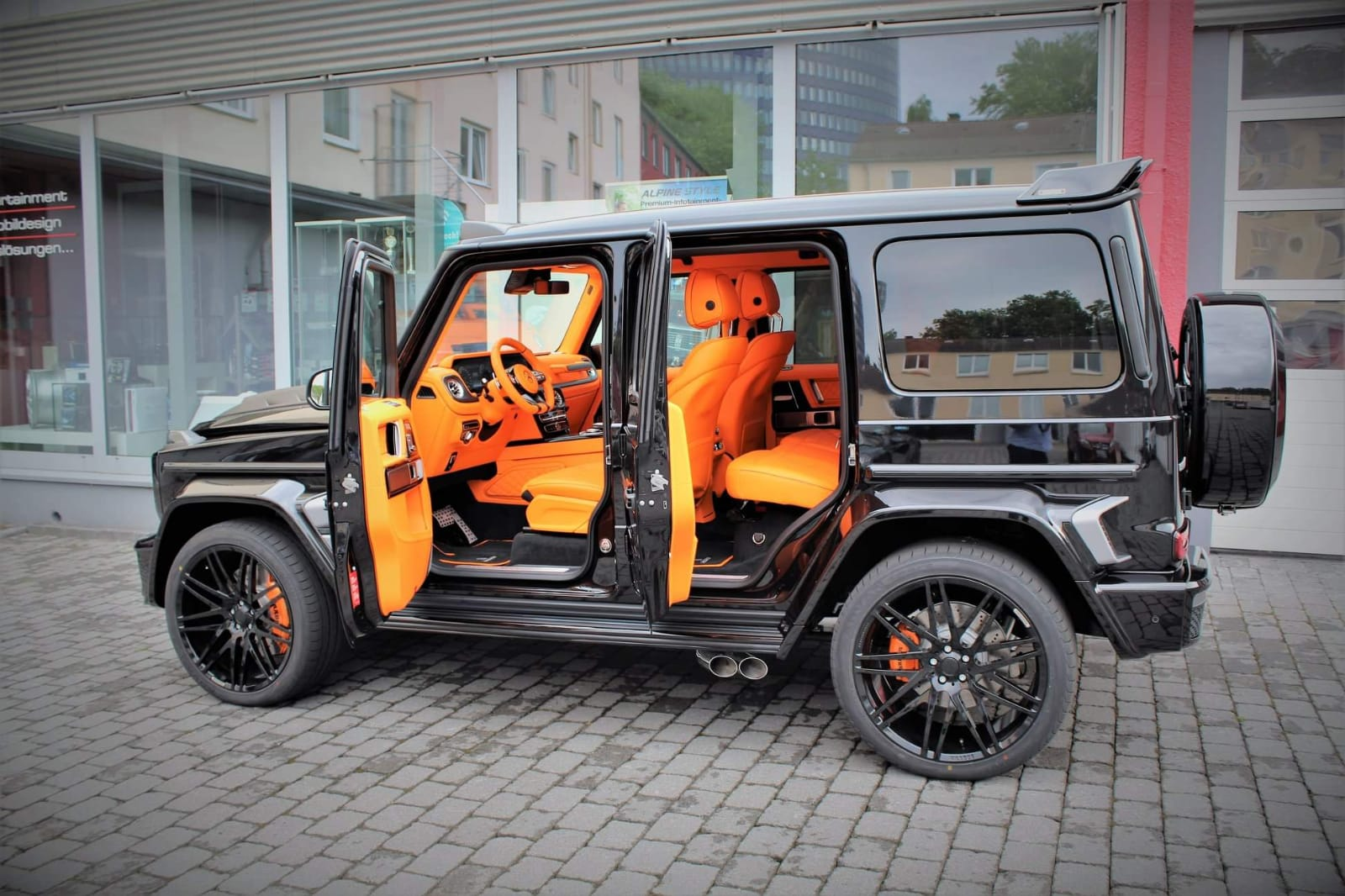 2019 2020 Mercedes Benz G63 Amg For Sale Supercars For Sale